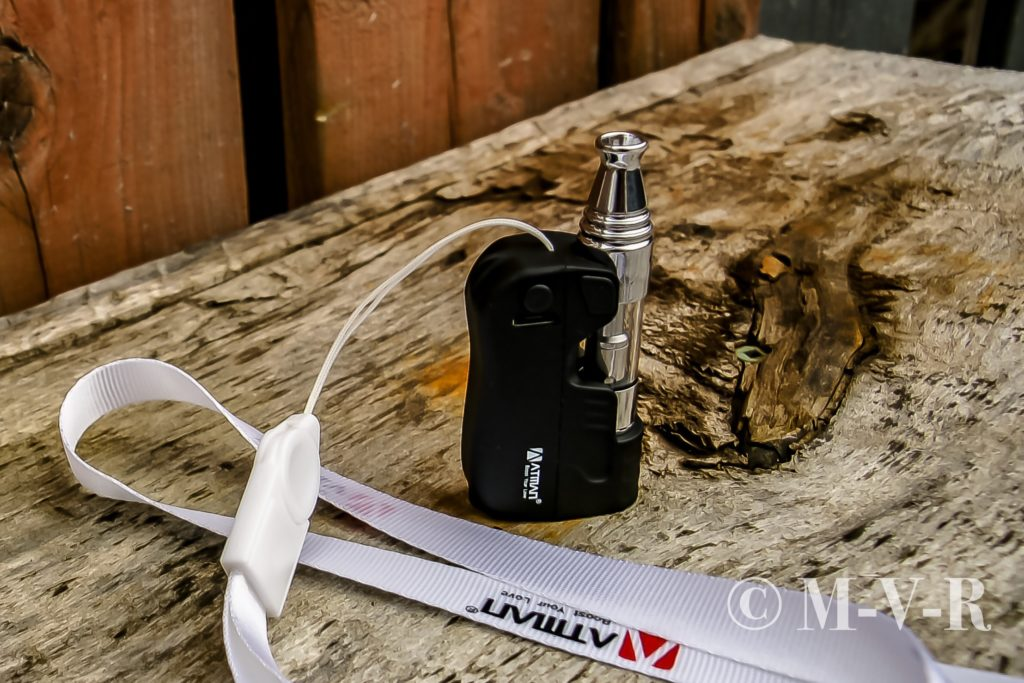 Lucky Bear by Atman - Mike's Vaporizer Reviews